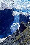 Icefall / avalanche